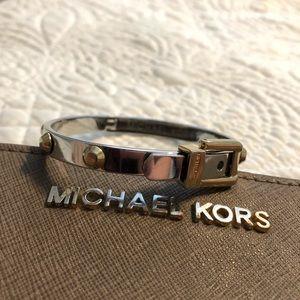 Michael Kors belt bracelet